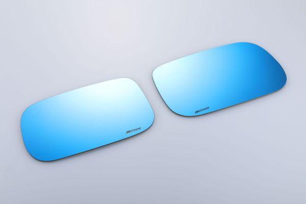 Spoon Blue Wide Door Mirror Set - Accord RU1